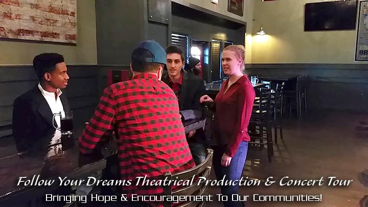 Follow Your Dreams Production   GameChangers Universal